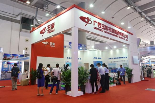 玉柴闪耀第十四届中国-东盟国际博览会