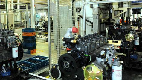 发动机产业链板块