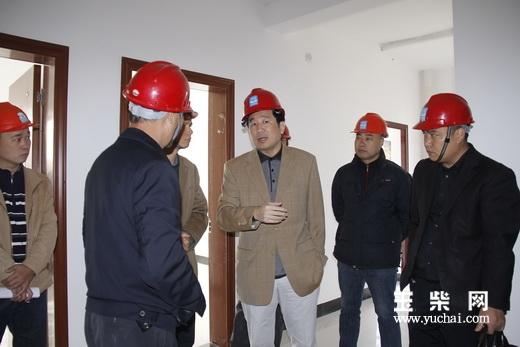 大学生公寓楼为玉柴集团给新进员工提供的一个优质住所,于2011年2图片