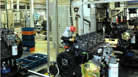 发动机制造及产业链